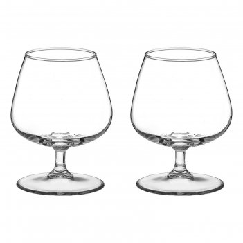 Набор бокалов для коньяка 2 шт 430 мл charante