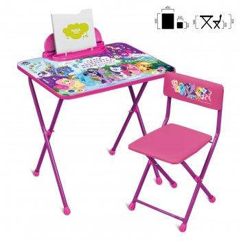 Набор мебели my little pony  стол, стул моющийся    lp1
