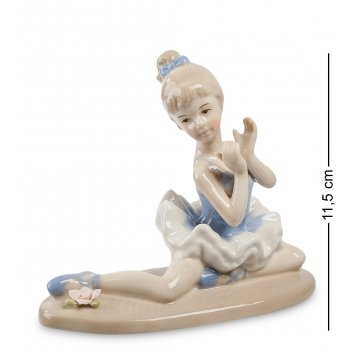 Cms-19/19 фигурка балерина (pavone)