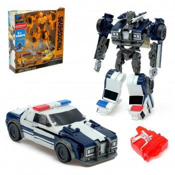Робот-трансформер автоботы ретро, микс