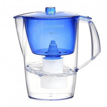 Фильтр для воды барьер норма. индиго 3 л