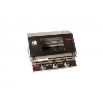 Гриль газовый встраиваемый beefeater s3000s series (3 горелки, нерж. сталь
