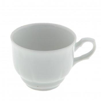 Чашка чайная 250 мл белье