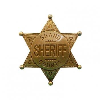 Значок окружного шерифа