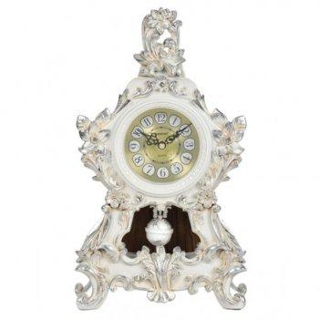 Часы настольные декоративные, l20 w8 h37 см, (1хаа не прилаг.)
