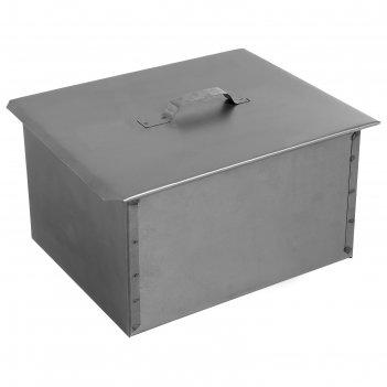 Коптильня фиеста двухуровневая, в коробке
