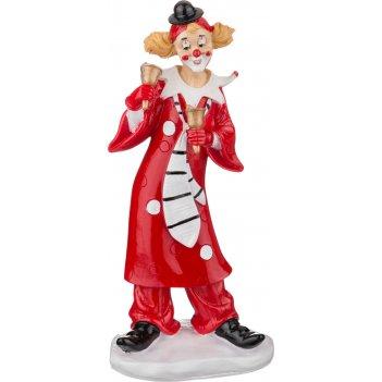 Фигурка клоун 10*7*22 см. (кор=18шт.)