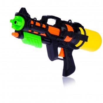 Водный пистолет плазмоган цвета:микс