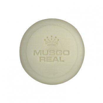 Твердое мыло для бритья musgo real, classic, 125 гр