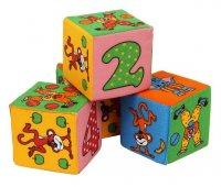 Кубики веселый счет головоломка