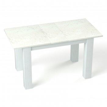 Бостон  стол  antivandal (пластик) раскладной  1200(1500)х800 мм, цвет мра