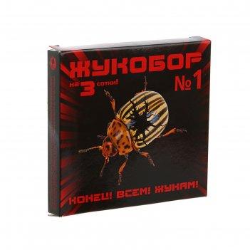 Набор против жуков «жукобор» № 1: корадо, врк, 3 мл + клотиамет, вдг, 0,75