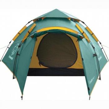 Кемпинговая палатка каслрей 4