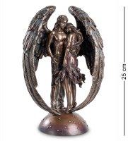 Ws-565 статуэтка ангел-хранитель (селина фенек)