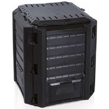 Компостер compogreen 380 л черный (простая упаковка)