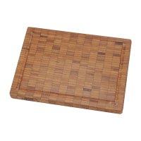 Доска разделочная, размер: 35 х 25 см, материал: бамбук, zwilling j.a. hen