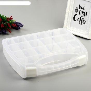 Пластиковый органайзер wrmk divider box