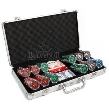 Набор для покера propoker 300 legendary