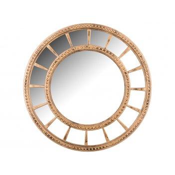 Зеркало настенное swiss home 58*58*6 см.диаметр ...
