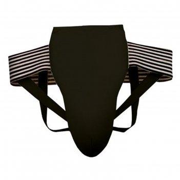 Защита паха, размер l, цвет: черный