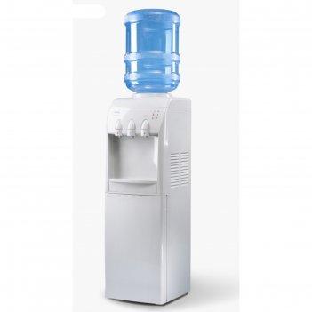 Кулер для воды ael lc-ael-31 b, компрессорный, нагрев 5 л/ч, холодильник 2