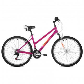 Велосипед 26 foxx bianka, 2020, цвет фиолетовый, размер 15