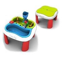 Стол-песочница для игр с песком и водой