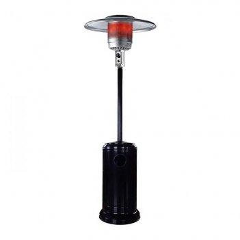Уличный газовый обогреватель aesto a-03, черный