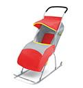 Детские санки-коляска умка 2 (красный)