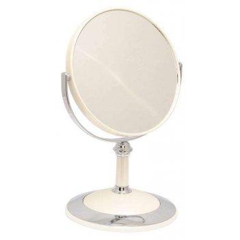 Зеркало* b68021 per/c wpearl настольное 2-стор. 5-кр.ув.15
