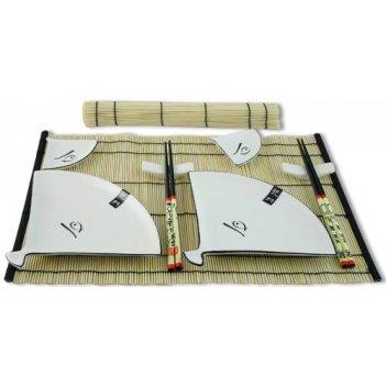 ds-21862 набор для риса и суши веер