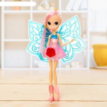 Кукла фея с большими глазами, микс
