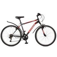 Велосипед 26 stinger caiman, 2017, цвет черный, размер 20