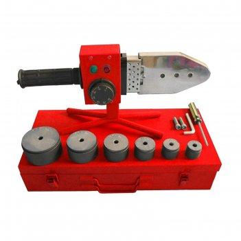 Сварочный аппарат для полипропилена elitech спт 800, 220в, 0.8 квт, 300°,