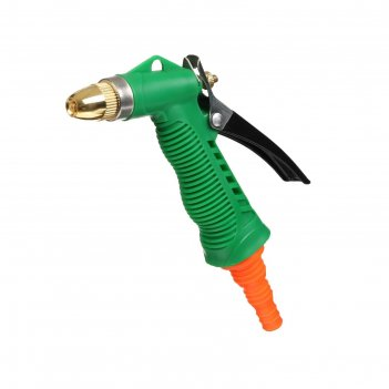 Пистолет-распылитель 20 см для шлангов 1/2,3/4, 5/8 (pvc, al, латунная гол