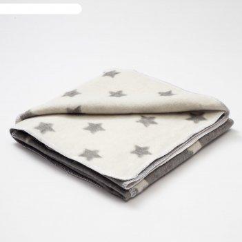 Одеяло этель star, 147х212 см, 78% хл., 22% п/э
