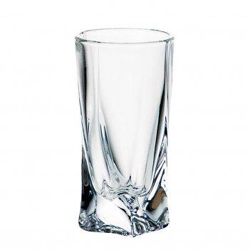 Набор стопок для водки crystalite bohemia quadro 60 мл(6 шт)