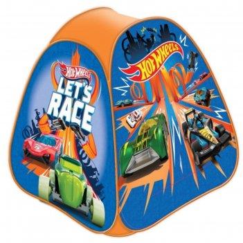 Палатка игровая хот вилс 81х90х81см, в сумке gfa-hw01-r