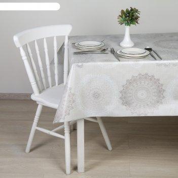 Клеенка столовая florista 1,40х20м