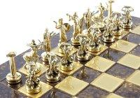 Шахматы сувенирные  греческие боги  (mp-s-6-36-b)