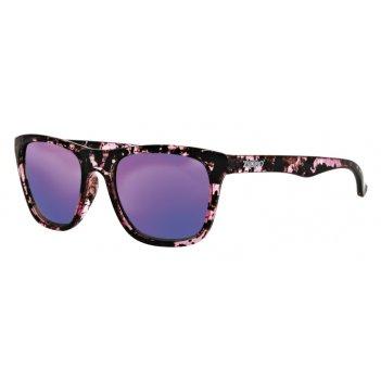 Очки солнцезащитные zippo, унисекс, фиолетовые, оправа из поликарбоната