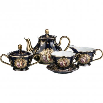 чайные наборы на 6 персон
