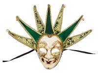 Изделие декоративное маска карнавальная 40*23 см...