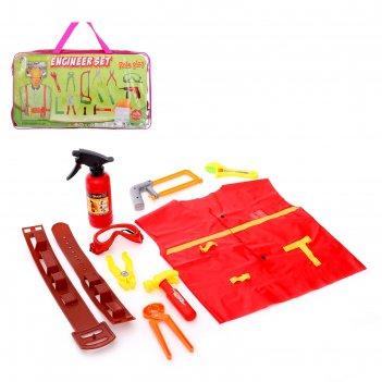 Набор пожарного спасатель, 7 элементов