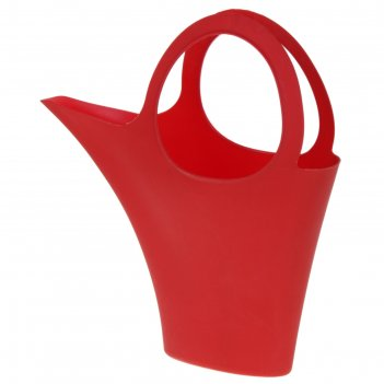 Сумка-лейка красная   4 л мп 766