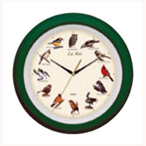 Настенные часы la mer gc 004001 (птицы)