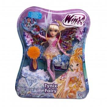 Кукла winx club тайникс «стелла»