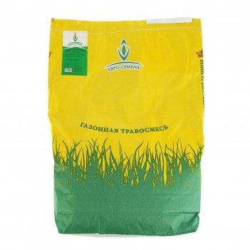 Семена газонная травосмесь садово-парковая экстра, 5 кг