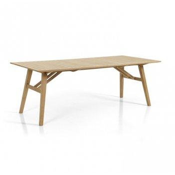 Стол обеденный brafab chios 220, садовая мебель
