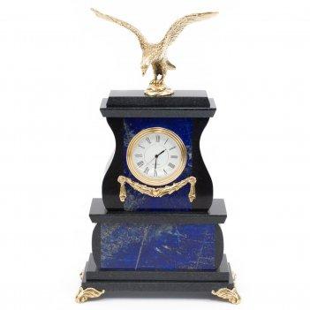 """Часы """"орел"""" лазурит"""